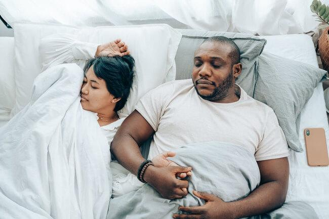 How To Get Over Your Partner Sleeping With Someone Else