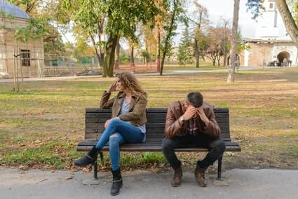 signs my partner is not attracted to me